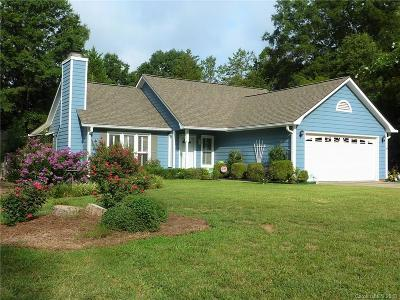 Matthews Single Family Home Under Contract-Show: 2609 Kirkholm Drive