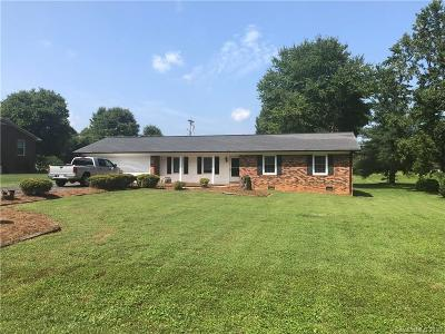 Statesville Single Family Home Under Contract-Show: 133 Meadowview Drive