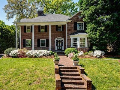Charlotte Single Family Home For Sale: 2124 Sherwood Avenue