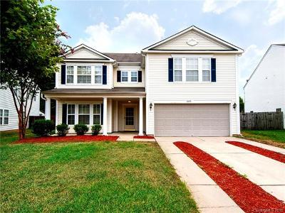 Charlotte NC Single Family Home For Sale: $279,000