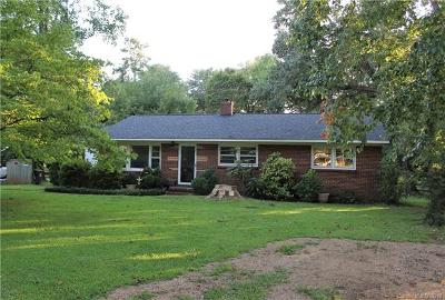 Single Family Home For Sale: 8817 Shields Drive