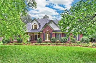 Matthews Single Family Home For Sale: 4022 Antioch Church Road