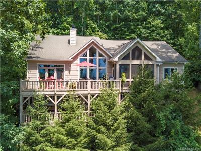 Waynesville Single Family Home For Sale: 185 High Ridge Road