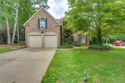 Charlotte Single Family Home For Sale: 2321 Corrine Court