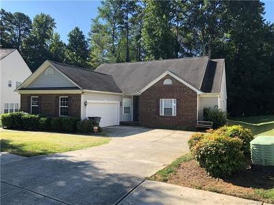 Kannapolis Single Family Home Under Contract-Show: 1251 Brecken Court