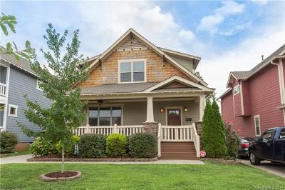 Charlotte NC Single Family Home For Sale: $614,900