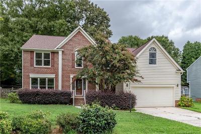 Single Family Home For Sale: 12724 Angel Oak Drive
