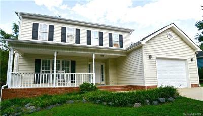 Tega Cay Single Family Home For Sale: 12079 Marsh Hen Lane