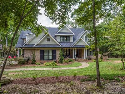 Waxhaw Single Family Home For Sale: 6618 Old Settlers Road