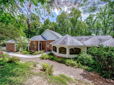 Hendersonville Single Family Home For Sale: 135 Connemara Overlook Drive