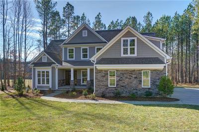 Mooresville Single Family Home For Sale: 143 Tuskarora Point Lane #14