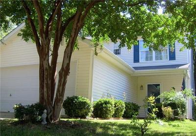 Clover Single Family Home For Sale: 626 Saratoga Drive