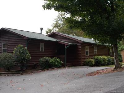 Waynesville Single Family Home For Sale: 187 Flossie Bell Lane