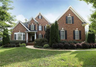 Weddington Single Family Home For Sale: 3004 Providence Forest Drive