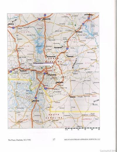 Charlotte NC Residential Lots & Land For Sale: $350,000