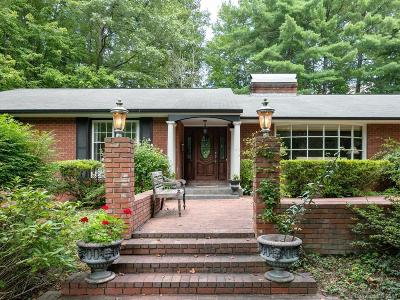Asheville Single Family Home For Sale: 14 Amherst Road