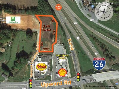 Henderson County Residential Lots & Land For Sale: 9999 Upward Crossing Drive