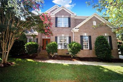 Waxhaw Single Family Home Under Contract-Show: 612 Carver Pond Lane