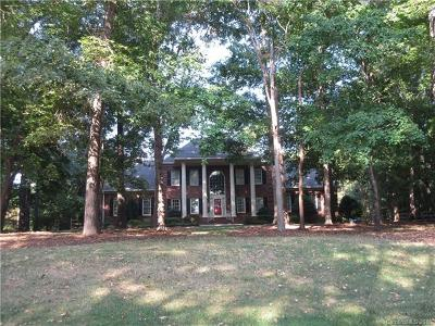 Matthews, Mint Hill Single Family Home For Sale: 109 Valley Ranch Lane