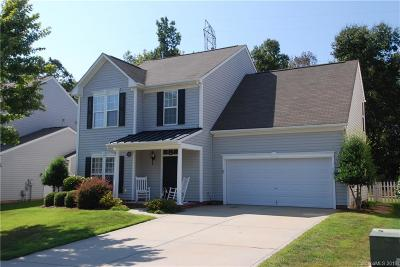 Indian Trail Single Family Home For Sale: 2011 Rosewater Lane