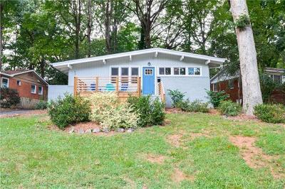 Single Family Home For Sale: 6314 Rosecrest Drive