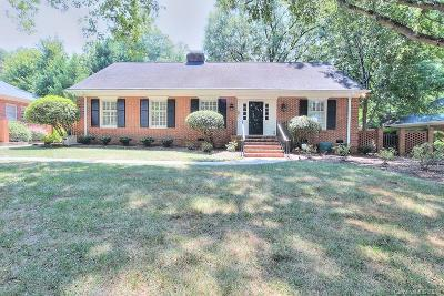 Barclay Downs, Beverly Crest, Beverly Woods, Beverly Woods East, Mountainbrook, Sharon Woods, Southpark Single Family Home Under Contract-Show: 3131 Cloverfield Road