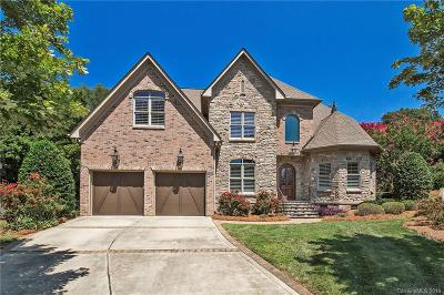 Charlotte Single Family Home For Sale: 6707 Larrisa Court