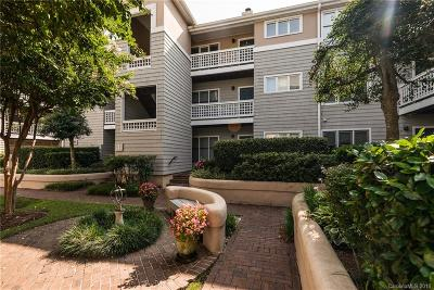 Charlotte Condo/Townhouse Under Contract-Show: 232 Queens Road #48