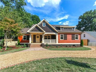 Charlotte Single Family Home For Sale: 1230 Rollins Avenue