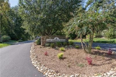 Catawba Residential Lots & Land For Sale: 8436 Marina Lane #64