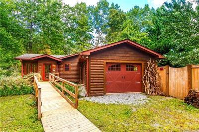 Pisgah Forest Single Family Home For Sale: 64 Scarlett Drive