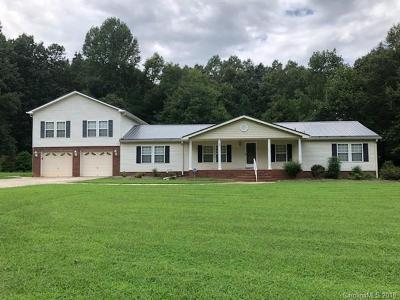 Cherryville Single Family Home Under Contract-Show: 626 Marys Grove Road
