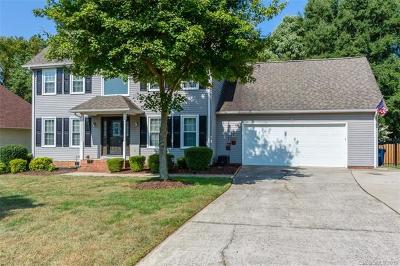 Single Family Home For Sale: 13118 Willow Breeze Lane