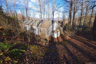 Waynesville Single Family Home For Sale: 121 Twin Brook Drive
