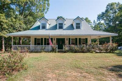 Marshville Single Family Home For Sale: 4921 Little Sleepy Hollow Road