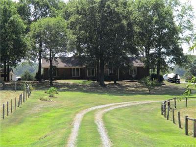 Marshville Single Family Home For Sale: 1917 Philadelphia Church Road
