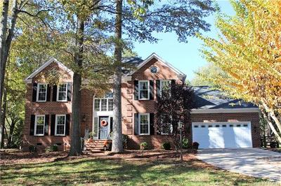 Huntersville Single Family Home For Sale: 8735 Taunton Drive #5