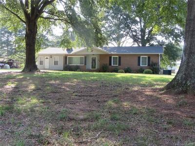 Sherrills Ford Single Family Home For Sale: 7895 Barkley Road