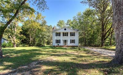 Single Family Home For Sale: 3808 Beulah Church Road