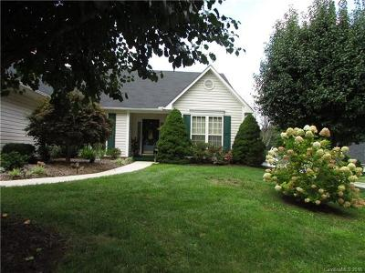 Fletcher Single Family Home For Sale: 133 Stonehollow Road