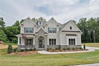 Huntersville Single Family Home For Sale: 12105 Old Cottonwood Lane