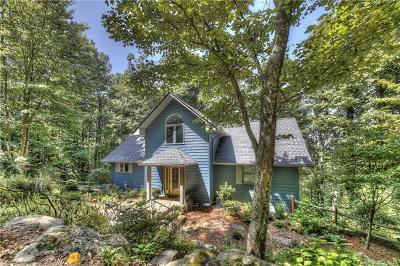 Saluda Single Family Home For Sale: 270 Ridge Drive