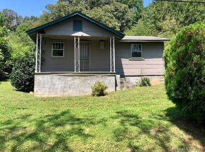 Asheville Single Family Home For Sale: 5 Central Avenue W
