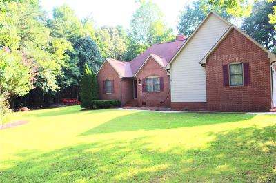 Mooresville NC Single Family Home Under Contract-Show: $242,500