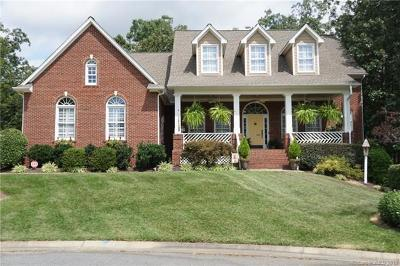 Marvin Single Family Home For Sale: 8606 Royster Run