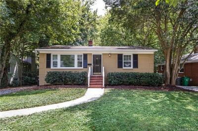 Myers Park Single Family Home For Sale: 2920 Hanson Drive