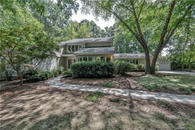 Foxcroft Single Family Home For Sale: 2737 Meade Court