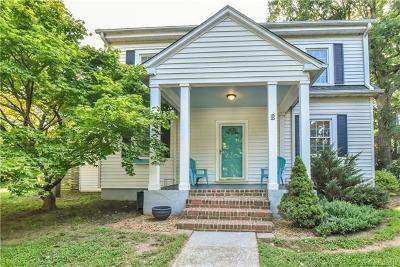 Candler Single Family Home For Sale: 2 Enka Oak Street