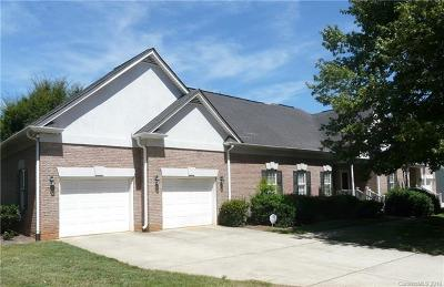 Charlotte NC Condo/Townhouse For Sale: $143,000