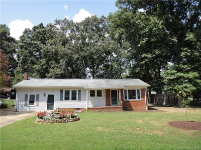 Stanly County Single Family Home For Sale: 209 N Beverly Drive